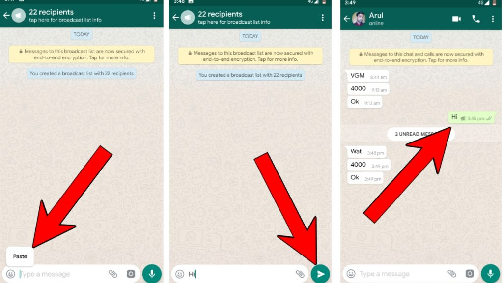 How to forward a message to more than 5 people using WhatsApp: In just 4 steps(with pictures) News Forwarded unlimited message whatsapp Forwarded unlimited message whatsapp, How to forwarded unlimited message on whatsapp, How to send unlimited message, Official whatsapp, Unlimited forwarded message, Unlimited message, Unlimited message whatsapp, Update whatapp, WhatsApp, Whatsapp message, Whatsapp tips tricks 2018, Whatsapp tricks 2018  Kannada Tech