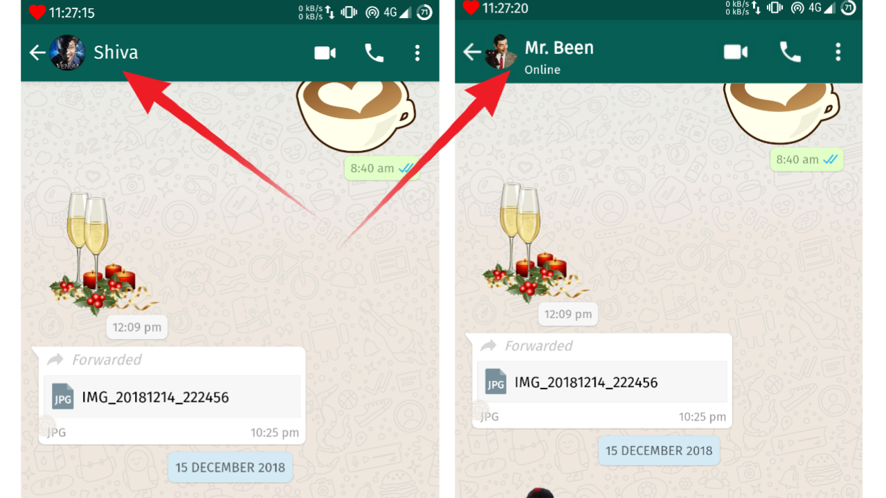 how to hide or change whatsapp profile picture and name whatsapp