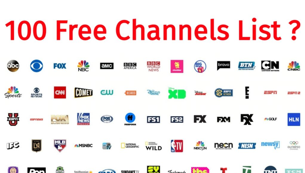 TRAI New Rules - 100 Free to Air Channels List | Which Are