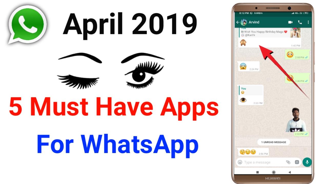 5 Must Have Apps For Whatsapp Users News 5 must have apps for whatsapp 5 must have apps for whatsapp, 5 must have apps for whatsapp in 2018-2019, android, cannon 600d, cool whatsapp tricks, final cut pro, hack whatsapp, hacks, hayls world, hidden whatsapp features, hidden whatsapp tricks, must have apps for whatsapp, new tricks of whatsapp, new whatsapp tricks, phone secret tricks, phone secrets, secret whatsapp tricks, social, stickers, technical dost, tips, top 5 must have apps for whatsapp on android, Tricks, tricks in whatsapp, uttam technical help, WhatsApp, whatsapp 2018, whatsapp 2019, whatsapp hacks, whatsapp hacks and tricks, whatsapp hidden features, whatsapp messenger update, WhatsApp new tricks, whatsapp new tricks on android, whatsapp secret tricks, whatsapp tips, whatsapp tips and tricks, whatsapp top 5 tricks, whatsapp tricks, you should try!!!  Kannada Tech