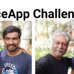 What is face app challenge? How to change my face to old age photo? App Name