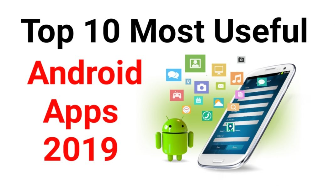 Top 10 best android apps 2020
