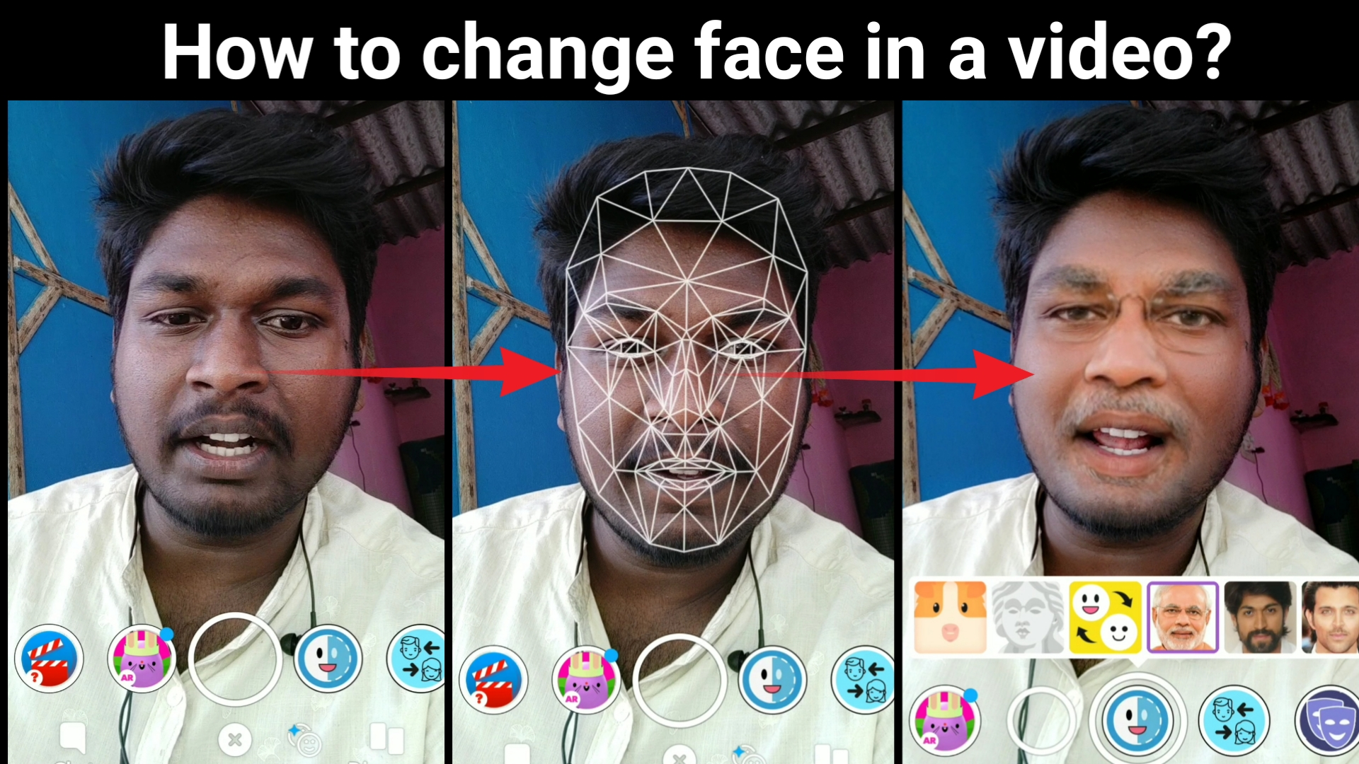 How to change face in a video by using android phone? Tutorial News 3d face 3d face, after effects face replacement, android, Android Face changing, android phone, Camera, change, changing, effects, Face, face change, Face recognize, face replacement, face replacement tutorial, face replacement vfx, Face swap, Faces, how to, How to change face in a video, How to replace face in video, in android, Manjunath Acharya, mask, mix, Photoshop, plastic sugery, portrait, replace, Smartphone, swap face, Tamil, tech, tutorial, Vfx  Kannada Tech
