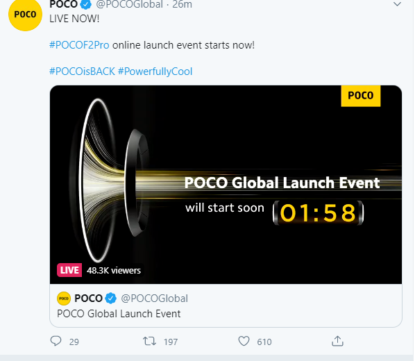 Poco F2 Pro launched: Price and Specifications News Poco F2 Pro launch Poco F2 Pro launch, Poco F2 Pro price in india, Poco F2 Pro specifications Poco F2 Pro launch Kannada Tech