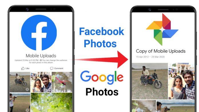 Transfer Facebook Photos to Google Photos, Facebook new feature, transfer photos from facebook to Google photos, copy images from facebook to Google photos, facebook photos to Google photos,news update,how to, transfer, facebook photos, Google, Google photos,