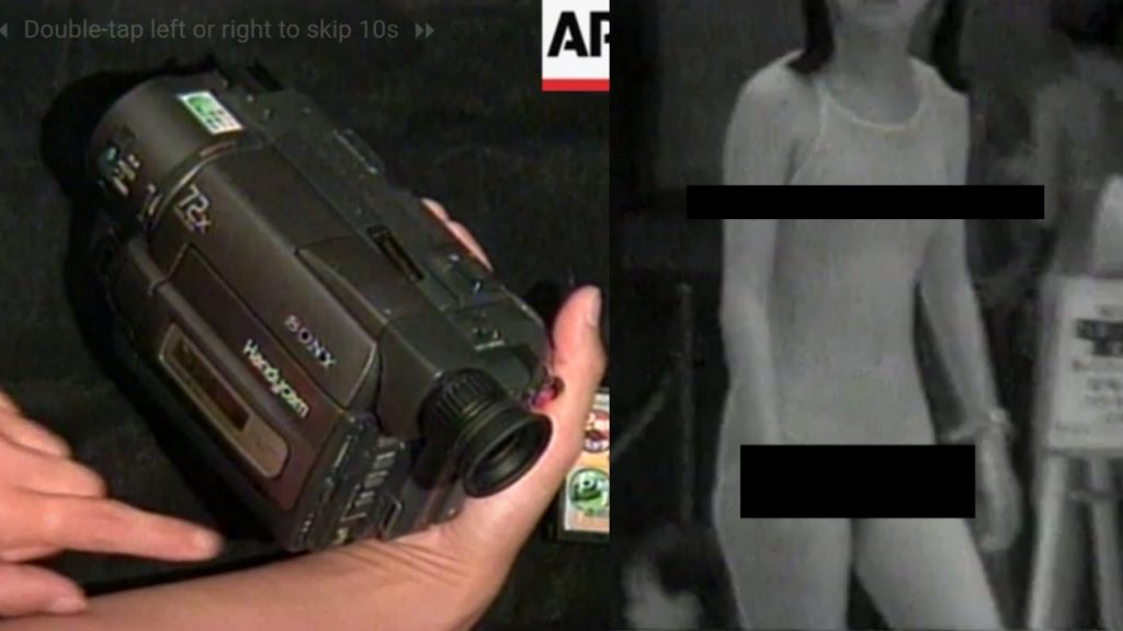 Sony camera has the ability to record x-ray videos throughout the clothes. News Kannada tech Kannada tech, Kannadatech.com, Sony camera, Sony x-ray camera, Sony x-ray handycam, Sony x-ray handycam video, x-ray videos throughout the clothes Sony camera Kannada Tech