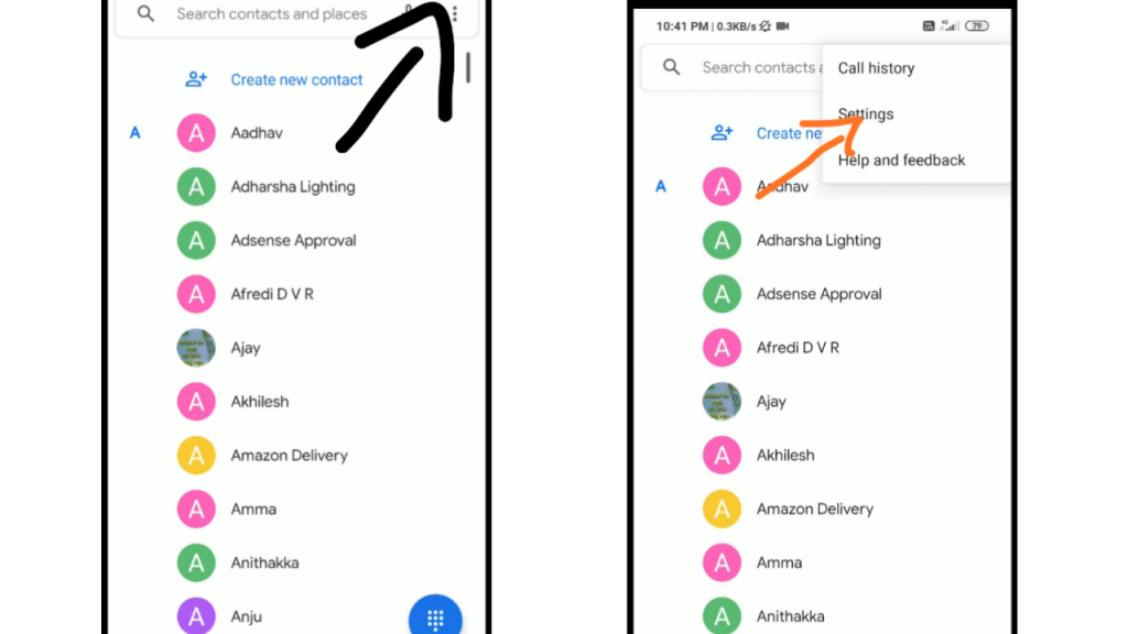 How to activate verified callers feature in Google Phone Application