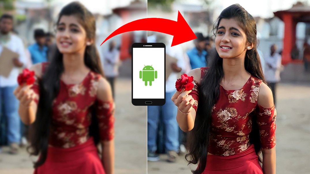Convert Blurred Photo to High Quality in Android App Read more: https://kannadatech.com/?p=2451#ixzz6f5bhlGFl
