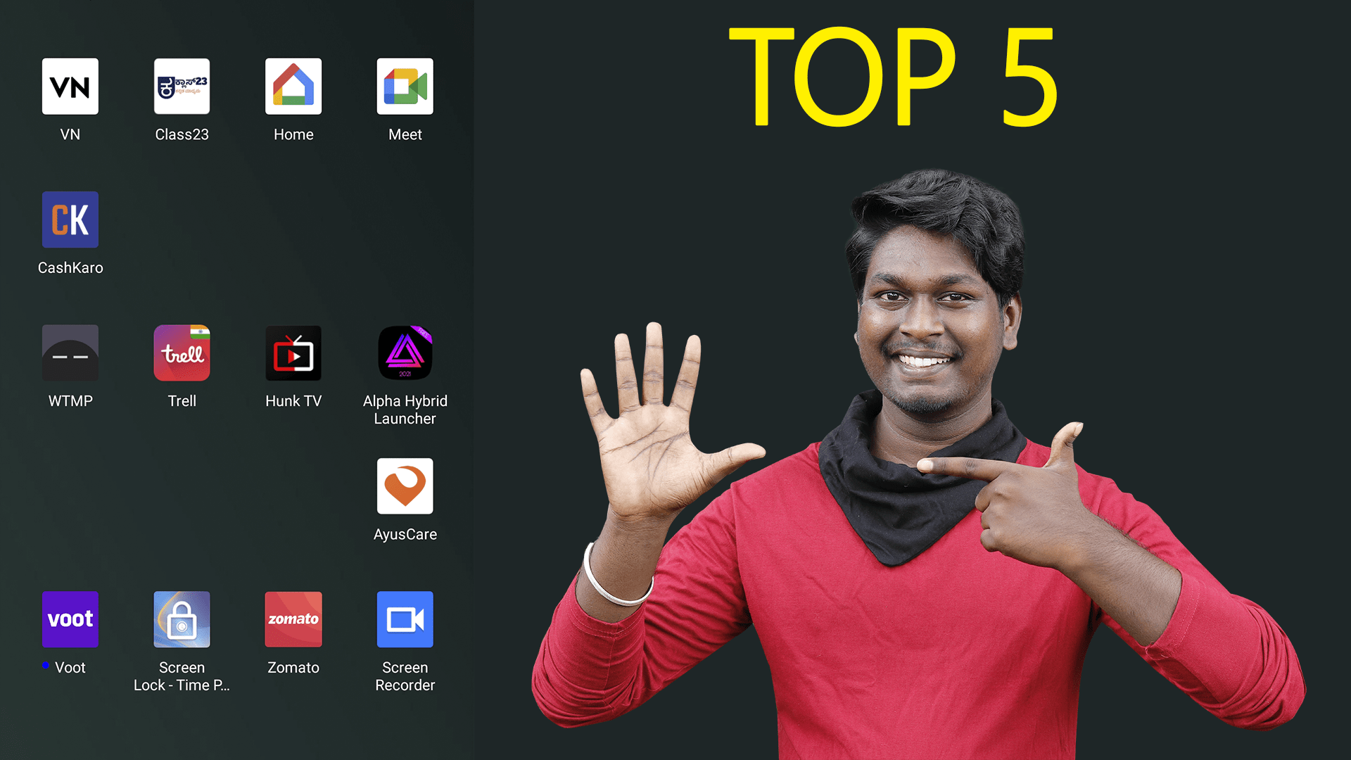 Top 5 Android Apps 2021, Top 5 Android Apps,
