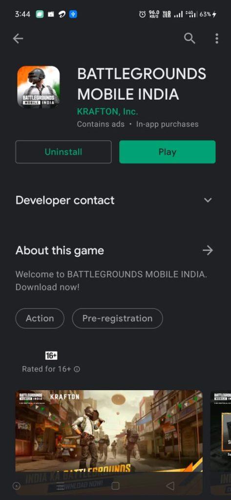 Battlegrounds Mobile India, Battlegrounds Mobile India Beta Apk,Pubg,Bbmi,