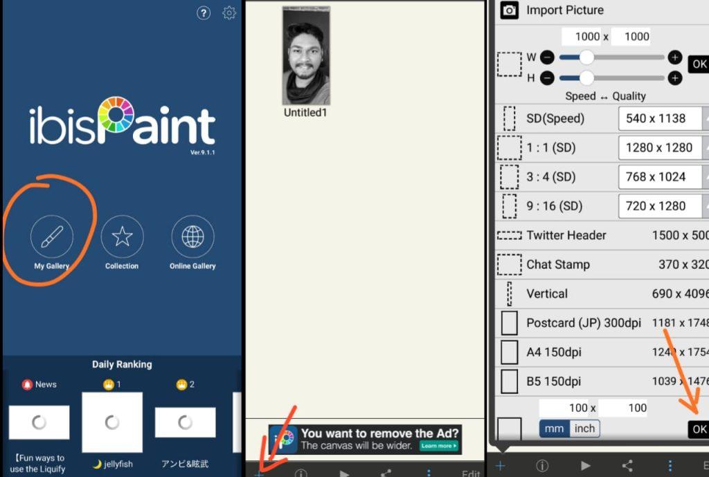 photo drawing app,